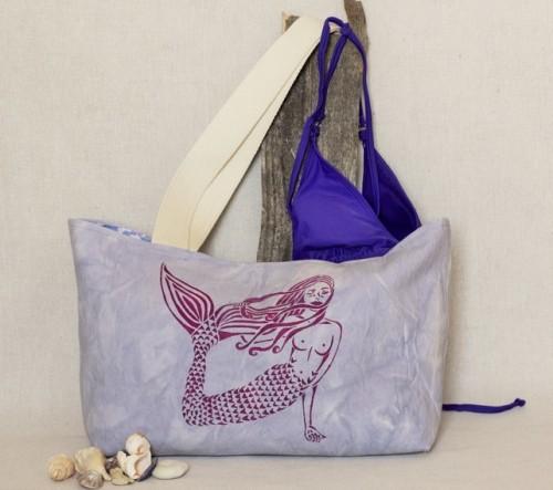 01.07.15F - Beach Bags - Mermaid